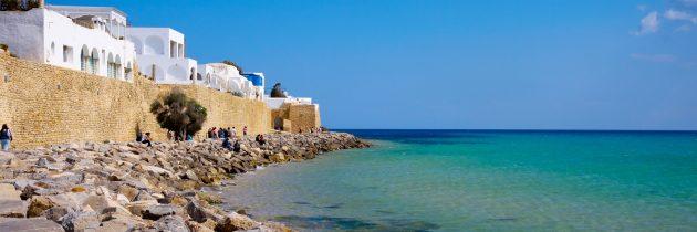 Le tourisme à la ville de jasmin Hammamet