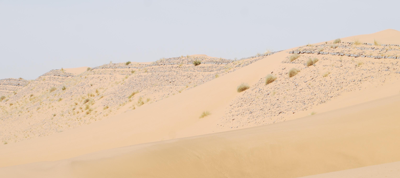 Succession de dunes au Maroc.....1
