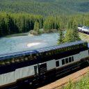 Le Canada, c'est le train pas la gare !