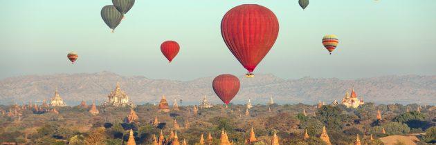 Les plus beaux souvenirs à ramener du Myanmar