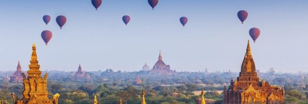 Sites Incontournables à Voir à Bagan en Birmanie