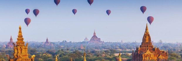 Sites Incontournables à Voir à Bagan en Birmanie
