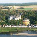 Le Val de Loire et ses Châteaux en Montgolfières