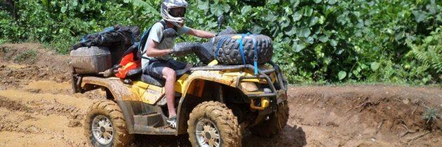 Ce qui distingue l'aventure en quad à Madagascar