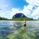 Maurice : l'endroit rêvé pour faire du kitesurf