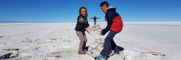 La Bolivie se présente