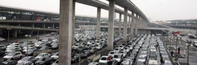 Des places de parkings pas chers du côté de l'aéroport de Roissy