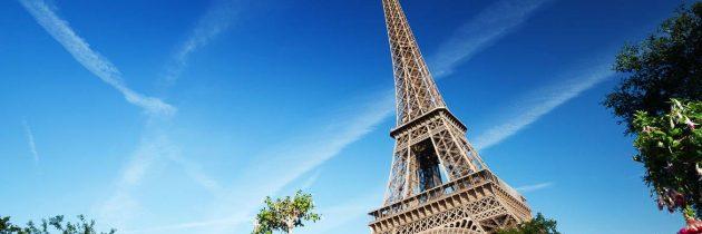 Paris le temps d'un week-end