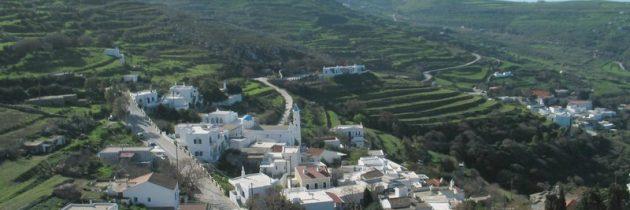 Chapelles fresques et icônes populaires de Tinos