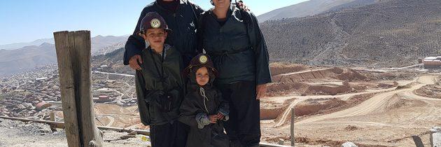 La Bolivie en famille