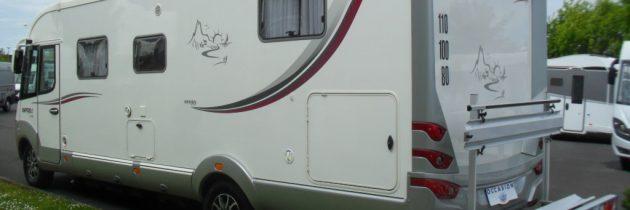 Effectuer des vacances en famille à bord d'une caravane