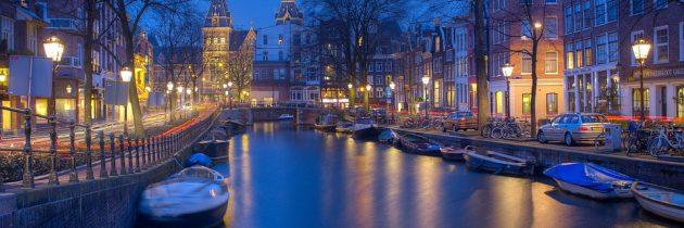 Un voyage d'aventure à Amsterdam