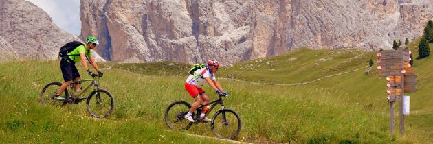 Préparez votre voyage à vélo en deux étapes