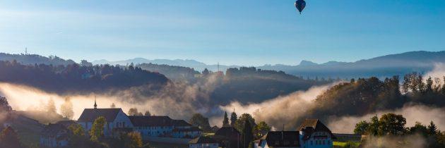 Meilleures idées de sorties en été en Suisse