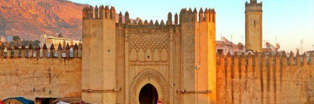 À la découverte des villes du Maroc