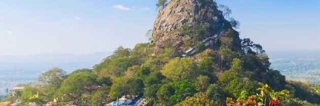 Choisir la Birmanie pour une virée culturelle mémorable