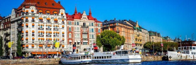 Pourquoi voyager en Suède?