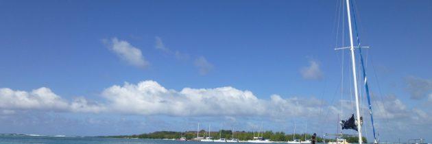 Croisière en catamaran, découvrir les Antilles autrement