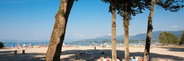 Plages : et si vous tentiez les Alpes cet été
