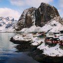 Road trip dans les îles Lofoten