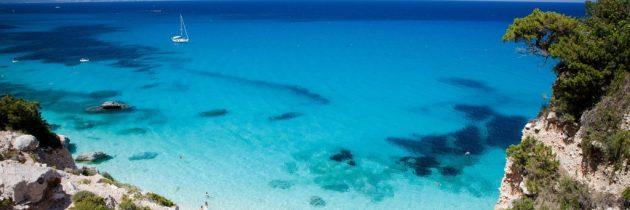 Découvrir les plus belles plages de Sardaigne