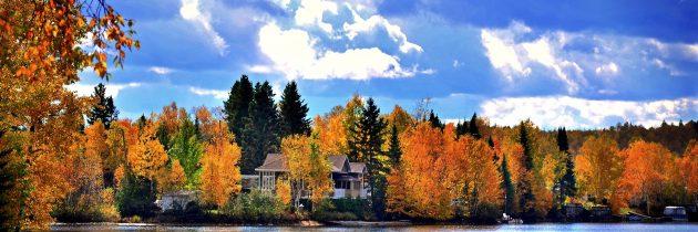 Partir découvrir le Canada à l'automne