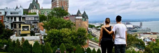 Partir à la découverte du Québec