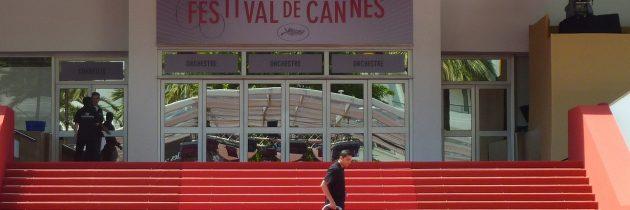 Une parenthèse à Cannes pour assister à son Festival cinématographique