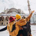 Séjour en amoureux au bord de la mer turque
