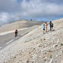 Le charme de la région de Mont Ventoux